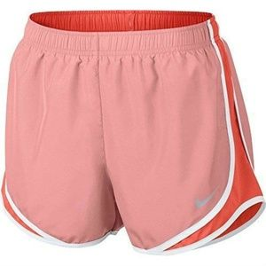 Nike 3'' Dry Tempo Gym Running Shorts Melon White